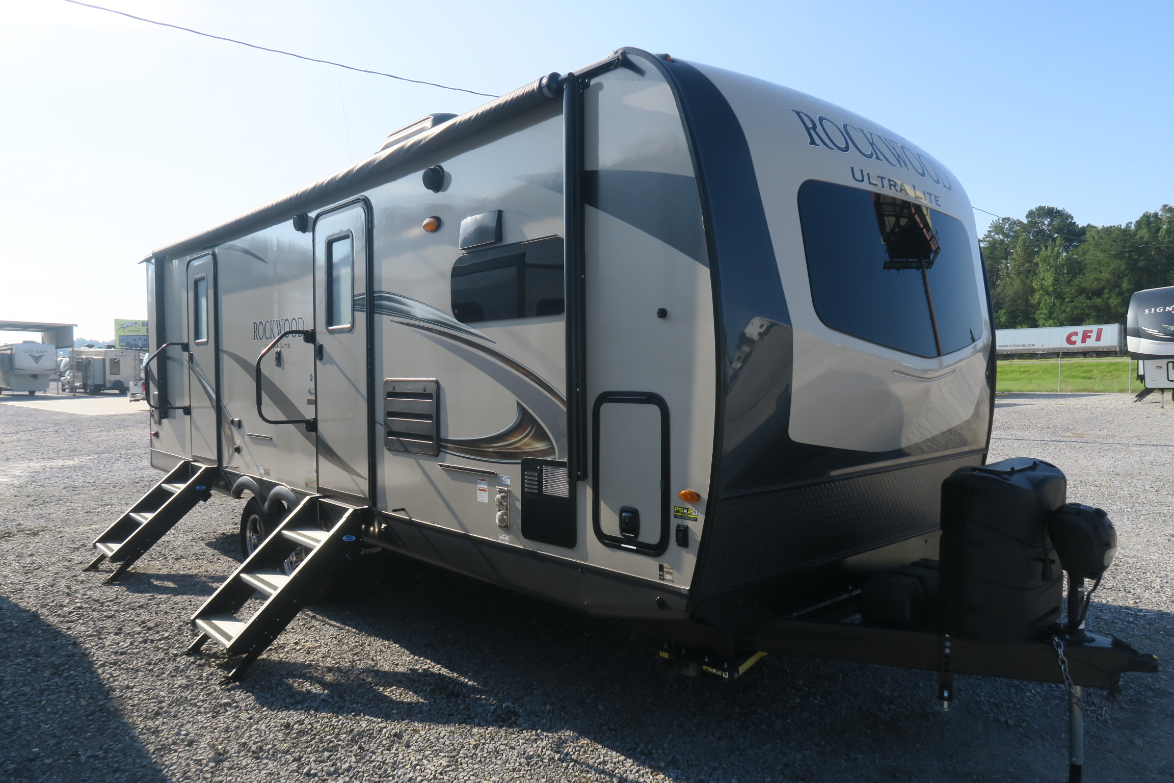 USED 2020 ROCKWOOD ULTRA LITE 2608BS - Overview ...