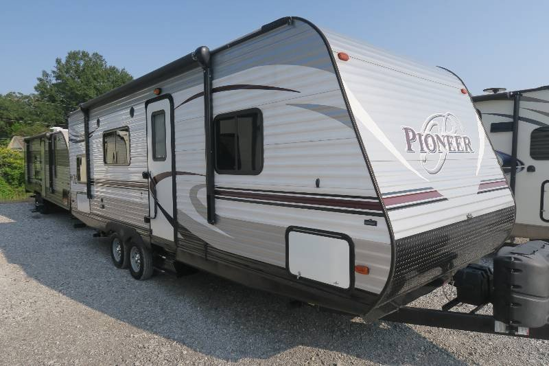 USED 2016 PIONEER BUNKHOUSE 250BH - Overview | Berryland ...