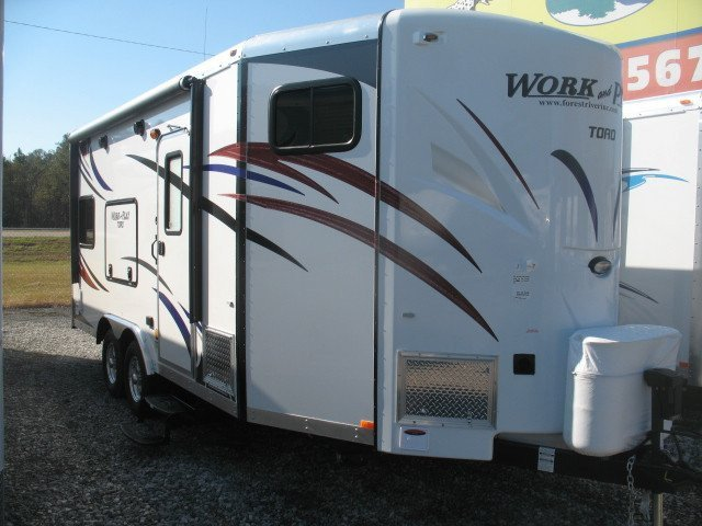 Work And Play 21Vfb >> New Forest River Towable 2013 Forest River Work N Play 21vfb