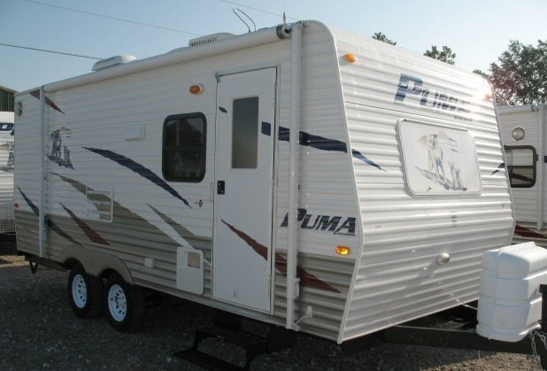 code promo a4769 11254 NEW 2009 PALOMINO PUMA 18DB - Overview   Berryland Campers