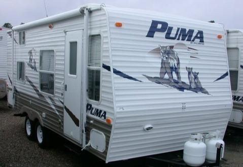 NEW 2007 PALOMINO PUMA 19FS - Overview | Berryland Campers