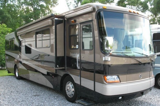 USED 2004 HOLIDAY RAMBLER IMPERIAL 40PST - Overview