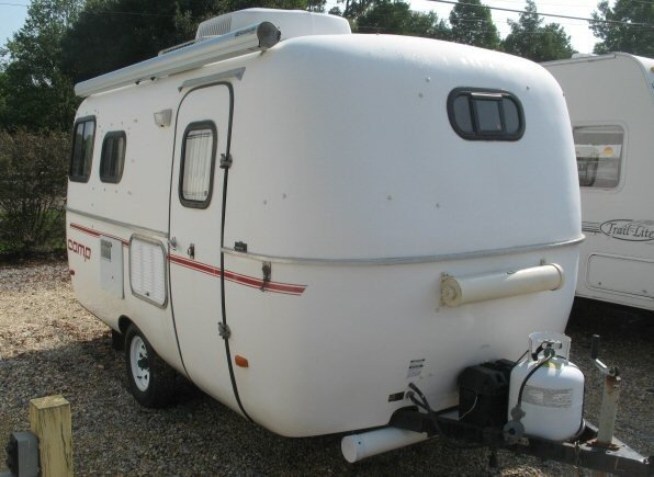 USED 2003 SCAMP TRALERS SCAMP 16 - Overview | Berryland ...