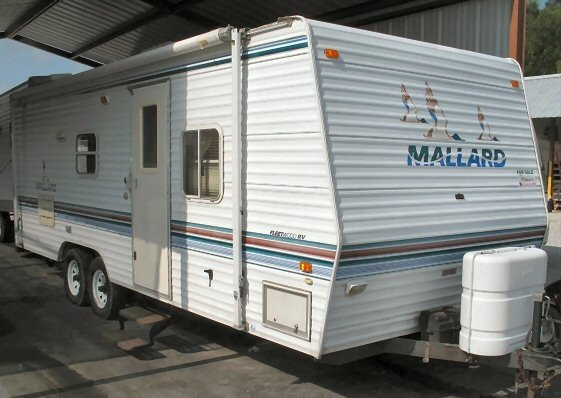 Used 2000 Fleetwood Mallard 25a Overview Berryland Campers