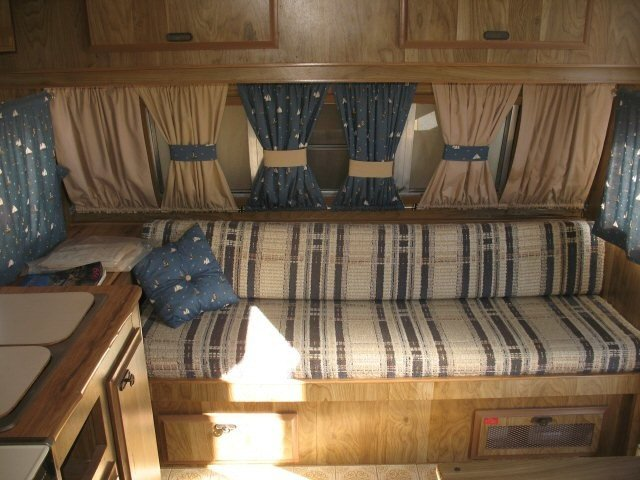 Used 1984 Fleetwood Prowler 19 Overview Berryland Campers